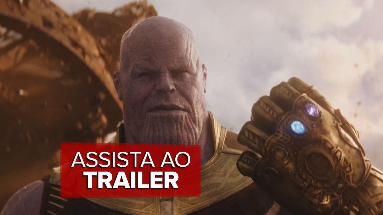 'Vingadores: Guerra Infinita' bate recorde de trailer mais visto em…