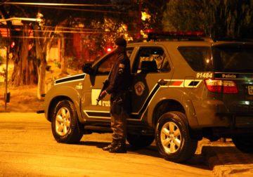 Policiais militares de São Paulo terão mais acesso a fuzis
