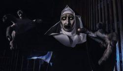 """""""A Freira"""", o filme de terror mais aguardado em 2018"""