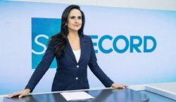 Record Tv não exibirá mais o jornalístico 'SP Record'