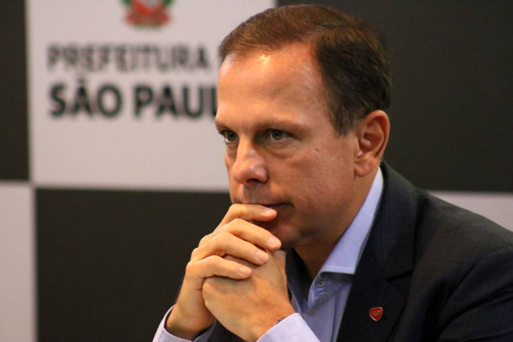 João Dória é candidato ao Governo de São Paulo