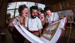 No domingo de Carnaval tem Trupe Dunavô de graça no…