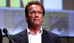 Arnold Schwarzenegger é levado às pressas para mesa de cirurgia