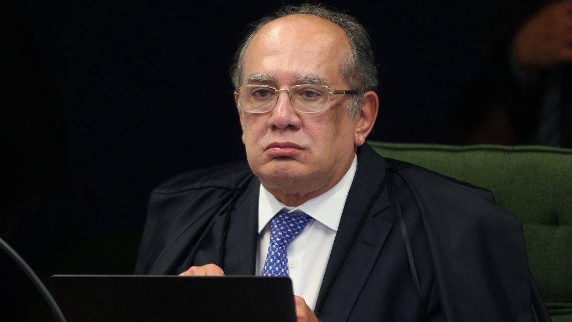 Gilmar Mendes, ministro do STF (Reprodução)