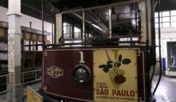 É gratuito! Conhece o Museu dos Transportes Públicos?