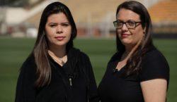 Transmissão de futebol terá mulher narradora e comentarista