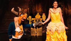 Domingo: Espetáculo 'A Bela e a Fera' será apresentado de…