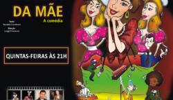 """Teatro: """"As Filhas da Mãe"""""""