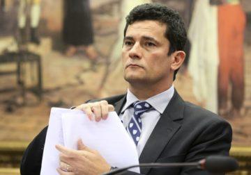 Publicada no Diário Oficial a exoneração de Sergio Moro