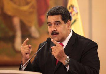 Opositores de Maduro  se reúnem com Bolsonaro