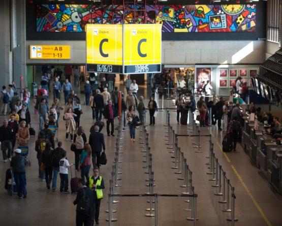 Todos os voos entre Guarulhos e Argentina são cancelados