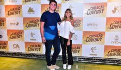 Giulia Nassa e filho de Chitãozinho estreiam no cinema