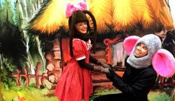 'Dona Baratinha' é atração para crianças no domingo