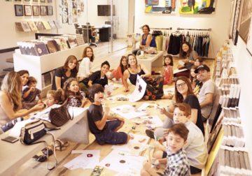 Urban Arts realiza oficinas gratuitas de máscaras cubistas
