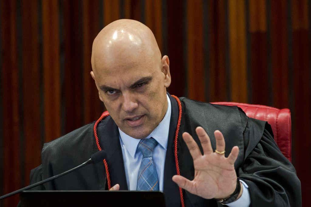 Ministro do Supremo Tribunal Federal, Alexandre de Moraes (Marcelo Camargo/Agência Brasil)