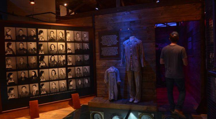 Memorial do Holocausto lembra 80 anos da Noite dos Cristais