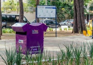 'Lavanderia social' vai lavar roupa de pessoas de situação de rua