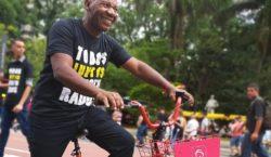 Feriado tem corrida e caminhada de rua contra intolerância racial
