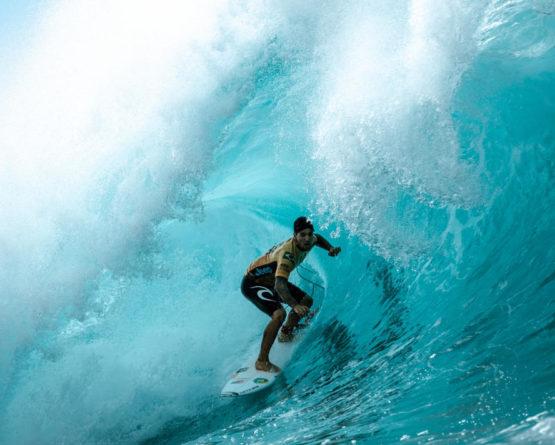 Surfe: Gabriel Medina é bicampeão