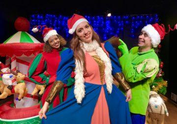 'Um natal congelante': peça gratuita será apresentada domingo