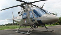 Conheça o helicóptero da PRF que vai atuar em operações