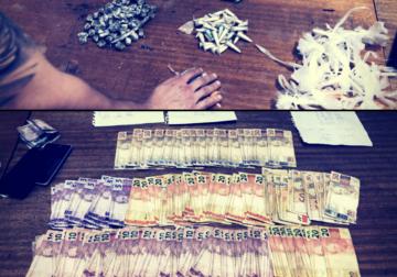 Operação contra tráfico prende três pessoas ligadas ao PCC