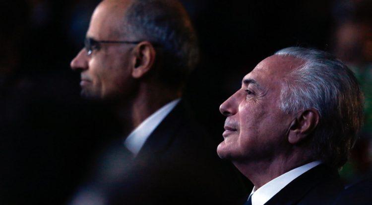 Michel Temer participa da Cúpula do Mercosul, em Montevidéu