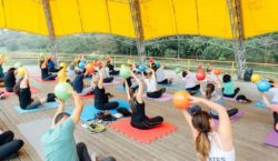 Parque terá aula aberta de Pilates em Santo André