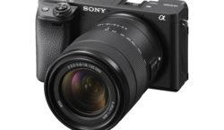 Sony lança α6400 com autofoco mais rápido do mundo e…