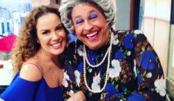 'Tia', do programa Mulheres, anuncia que vai sair da TV…