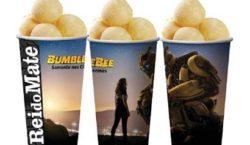 Rei do Mate fecha parceira com o filme Bumblebee