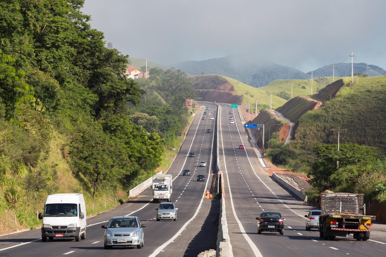Rodovia Castello Branco (Diogo Moreira/Governo de SP/Reprodução)