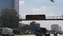 Hanseníase: Painéis em rodovias alertam para o Janeiro Roxo