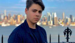 Enrico, filho caçula de Chitãozinho, lança terceira música