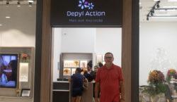 Com investimento de quase R$ 1 milhão, Depyl Action reinaugura…