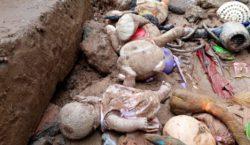 Mauá: Chuva provoca dois desabamentos e mata quatro crianças