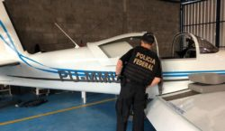 Ação apreende 47 aviões de quadrilha internacional de drogas