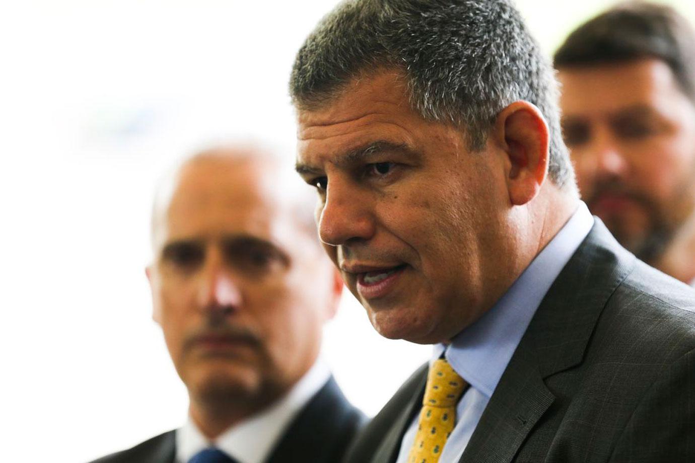 Bebianno coordenou campanha de Bolsonaro. Demissão foi gerada após crise entre ministro e filho do presidente(Divulgação)