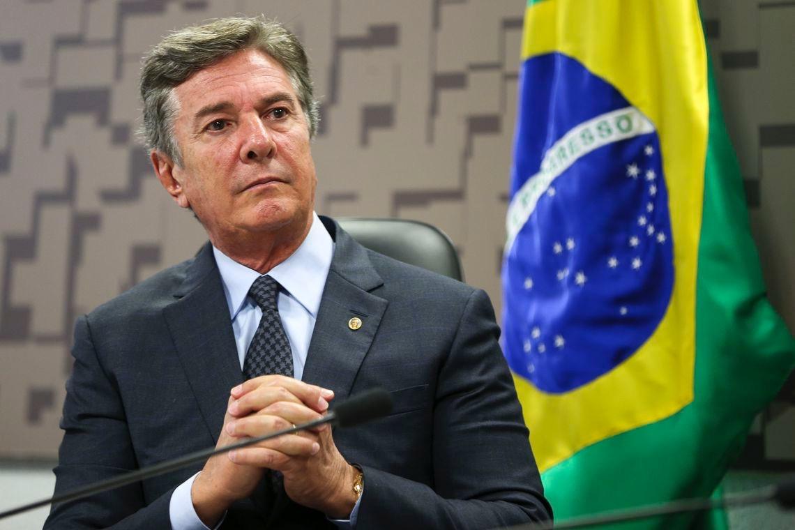 Ex-Presidente e Senador, Fernando Collor (Marcelo Camargo/Agência Brasil)