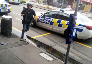 Dois ataques a mesquitas na Nova Zelândia deixam quase 50 mortos