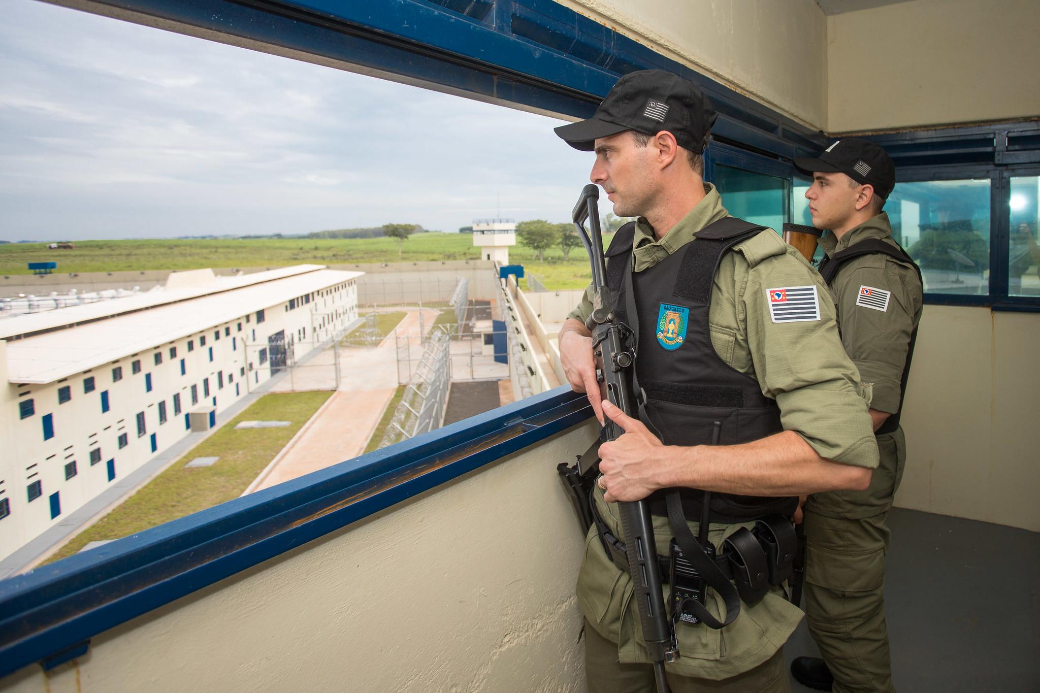 Centro de Detenção Provisória I e II da Cidade de Pacaembu, interior de São Paulo (Arquivo/Gov. do Estado de SP)