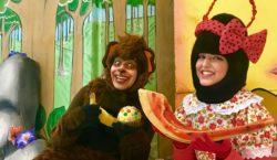 'O dia das mães na floresta' é opção de teatro…