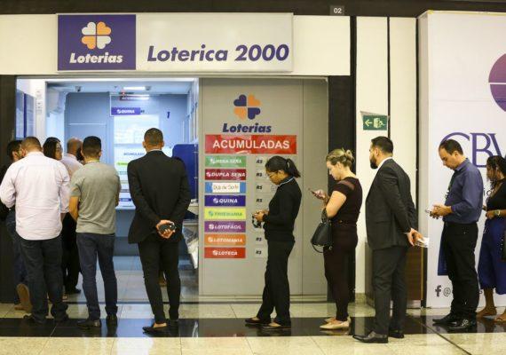 Mega-Sena: brasileiros contam com a sorte para ganhar R$ 170 milhões