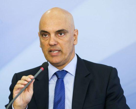Moraes diz que não é possível ainda avaliar vazamentos