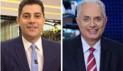 Evaristo Costa e William Waack fecham com a CNN Brasil