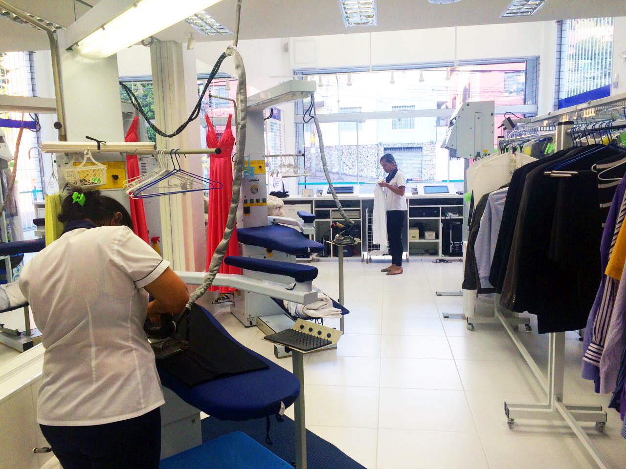 Cresce demanda por serviços de lavanderias profissionais