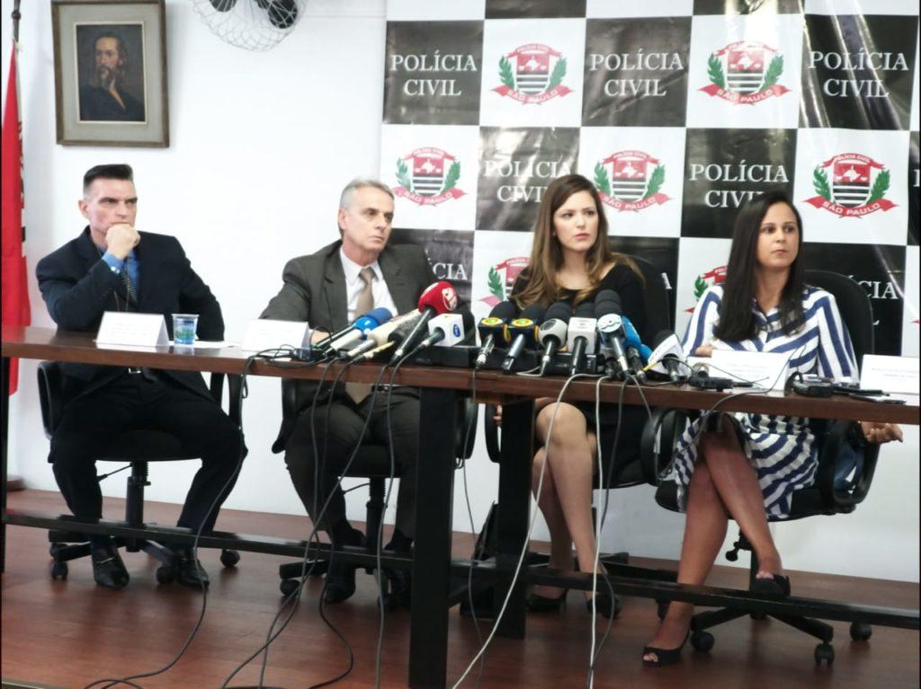 delegados falam sobre encerramento das investigações