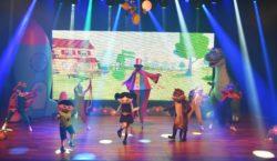 Férias: 'O Show da Luna' e 'A Galinha Pintadinha atraem…