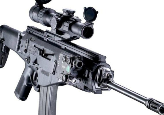 Estado vai testar fuzil que pode ser usado pela polícia