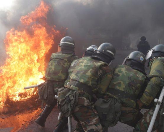 Eleitores de Evo Morales morrem em protesto